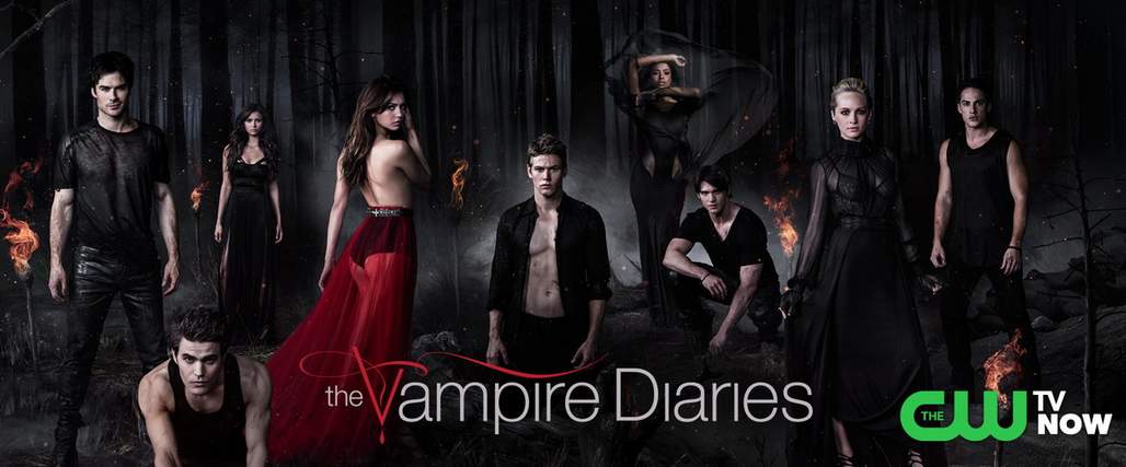 Watch Vampire Diaries online free overseas