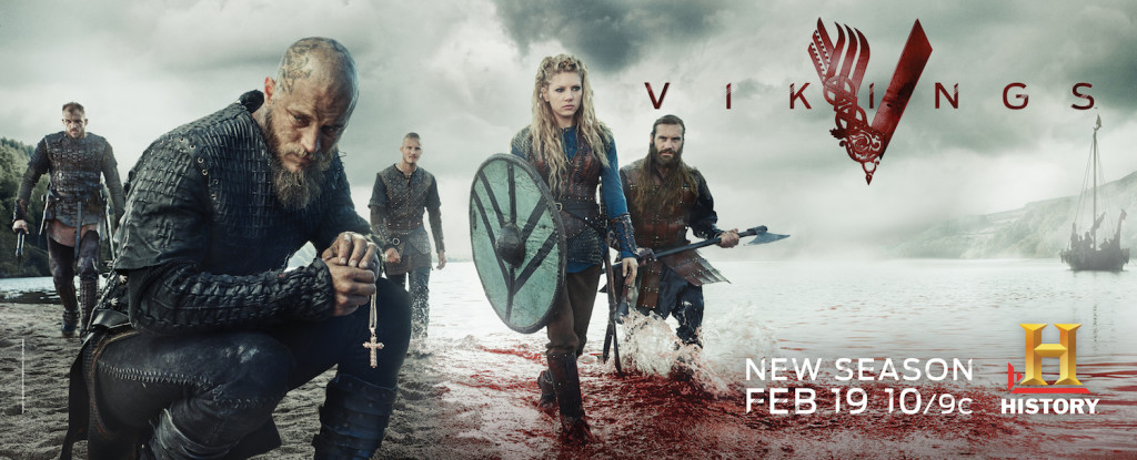 Watch Vikings online in Canada