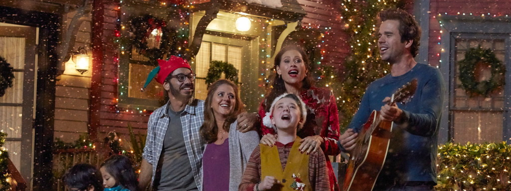 Watch American TV outside US this Christmas