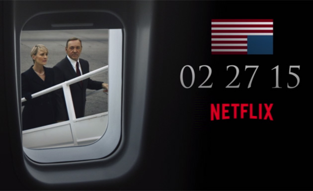 Watch House of Cards outside US