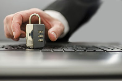 protect your online data from hackers
