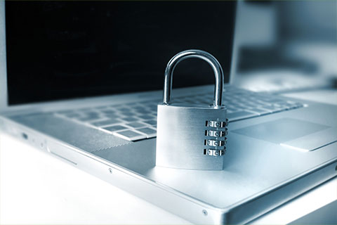 Keeping your data safe and secure online