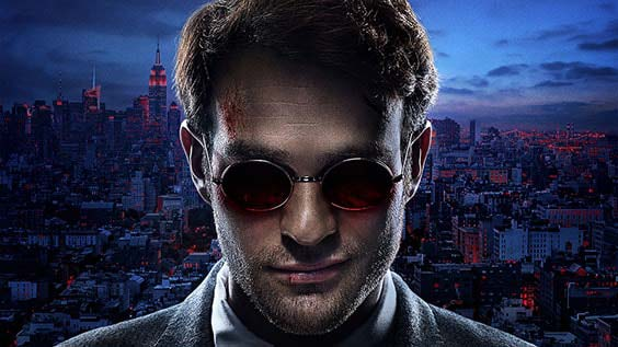 Watch Daredevil on Netflix from outside US