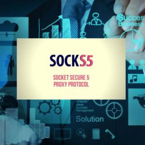 socks5 proxy