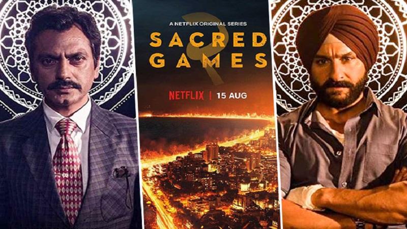 Sacred Games Netflix India